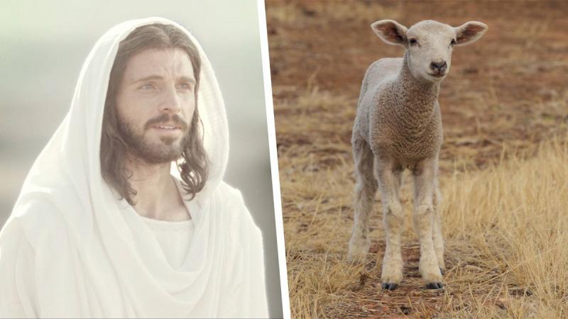 Jesus Christ as the Passover Lamb