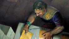 Mormon termina compendio by Jorge Cocco.