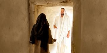 Image of the Resurrection via Gospel Media Library