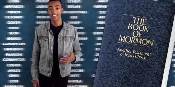 Book of Mormon Names Header Image